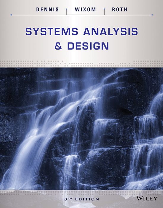 MIS306   Information Systems Analysis   Fowler College of